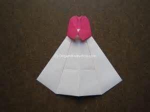 origami paper dress - Bing Images