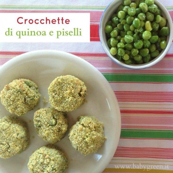 Una ricetta facilissima, sana e apprezzata dai bambini. Perfetta in primavera.
