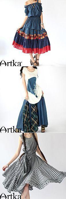 Одежда в стиле бохо от Artka Lee