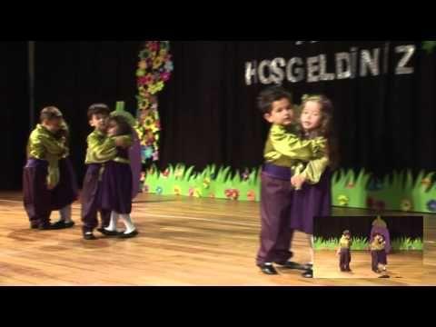 Patlıcan Rondu, Esra Öğrt, 2014/2015 Aybebe Cumartesi - YouTube