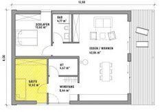 Cubig Minihaus Grundriss Minihaus Pinterest