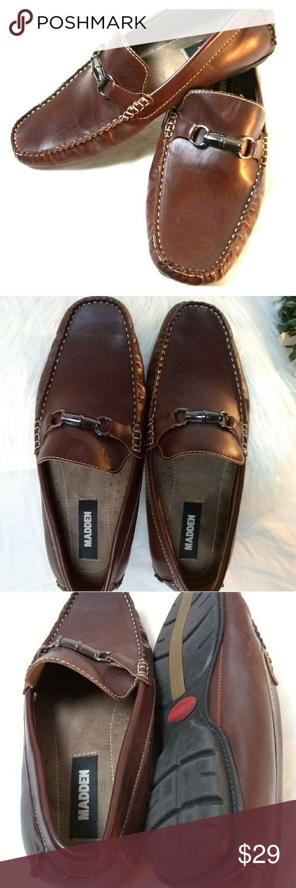 Steve Madden loafer 10.5 M brown Men's Steve Madden loafer 10.5 M brown Steve Madden Shoes Flats & Loafers