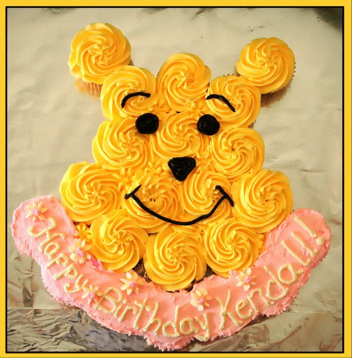 2279 Best Cupcake Cakes / Cupcake Pull Apart Cakes Images