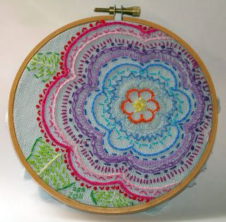 Sew In Stitches: Fabulous Friday: Learn How to Embroider