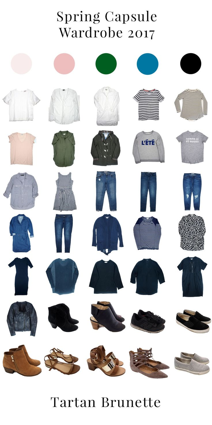 25+ Best Ideas About Capsule Wardrobe On Pinterest