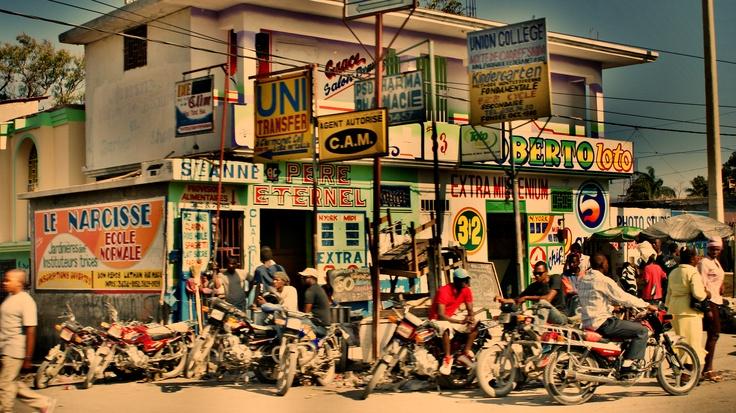 Leogane, Haiti. September 2012 to ?