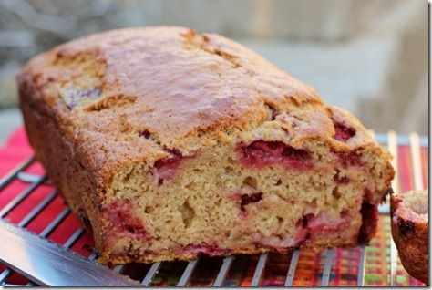 Strawberry Banana Bread: Almonds Meals, Banana Bread Recipes, Paleo Strawberries, Bananas Breads Recipes, Strawberries Bananas Breads, Strawberry Banana Bread, Gluten Free, Paleo Breads, Paleo Recipes
