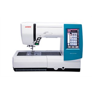 Janome Memory Craft 9900 Embroidery and Sewing