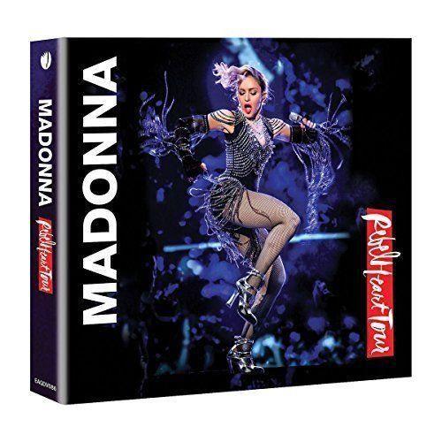 Madonna Rebel Heart Tour CD+DVD 2017