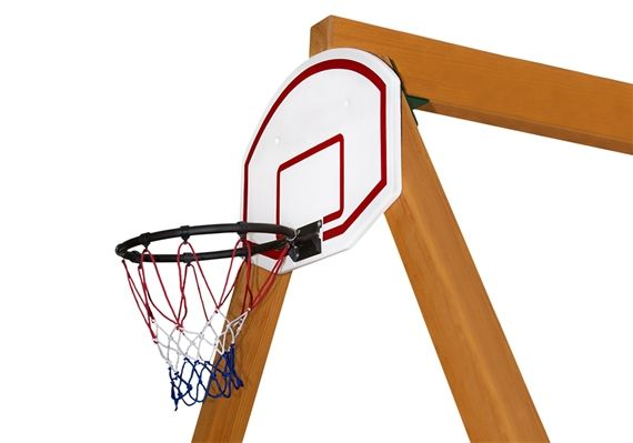 Basketball Hoop | Swing Set Accessories and Wooden Playsets