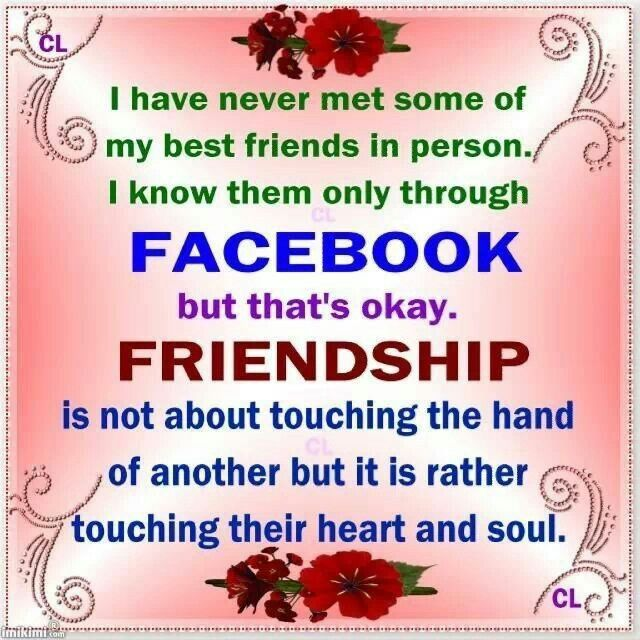 87 Best FRIENDS *ON-LINE*** Images On Pinterest