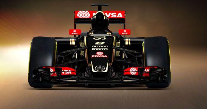 The 2015 Lotus E23