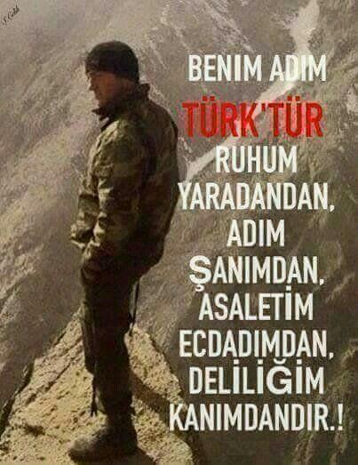 BENİM ADIM TÜRK'TÜR