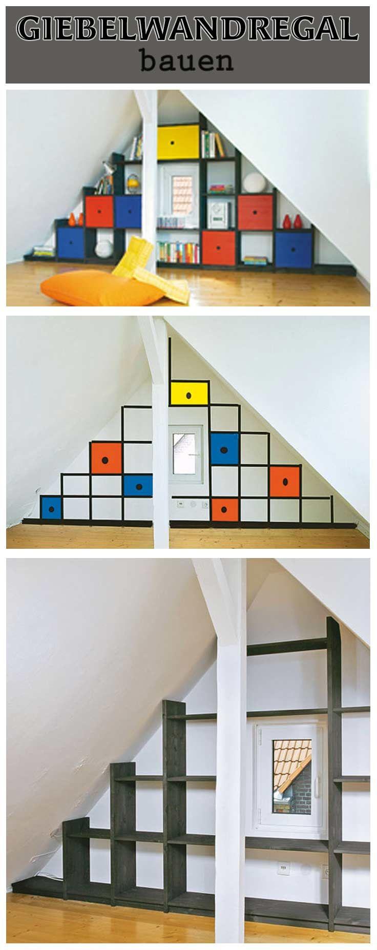 57 besten regale schr nke bilder auf pinterest selbst bauen b cherschr nke und holzarbeiten. Black Bedroom Furniture Sets. Home Design Ideas