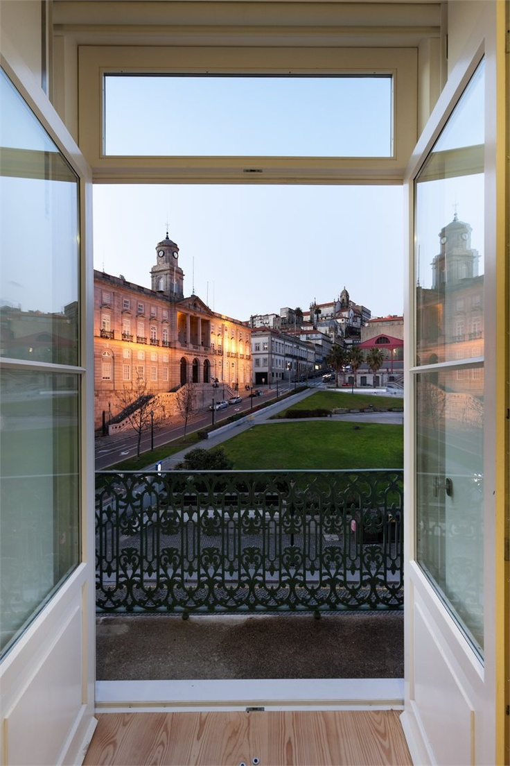 Forrester Building, Porto, 2012
