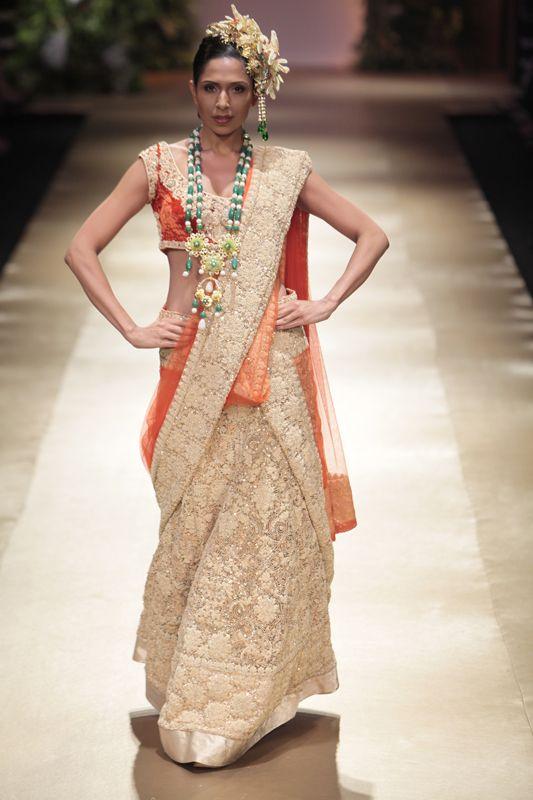 Latest Fashion Today: Pallavi Jaikishan at Lakme Fashion Week 2012