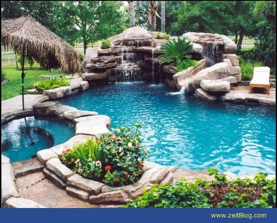 I want a nice big pool and backyard that can be used for for Nice inground pools