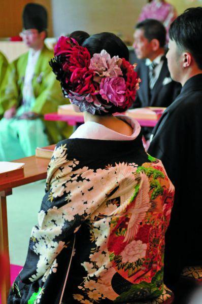 Shinto Style #Wedding at Shrine