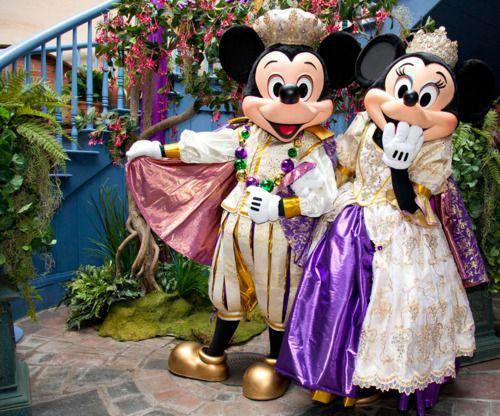 mtakeshi:  Let the Good Times Roll at Disneyland Park During New Orleans Bayou Bash! «Disney Parks Blog