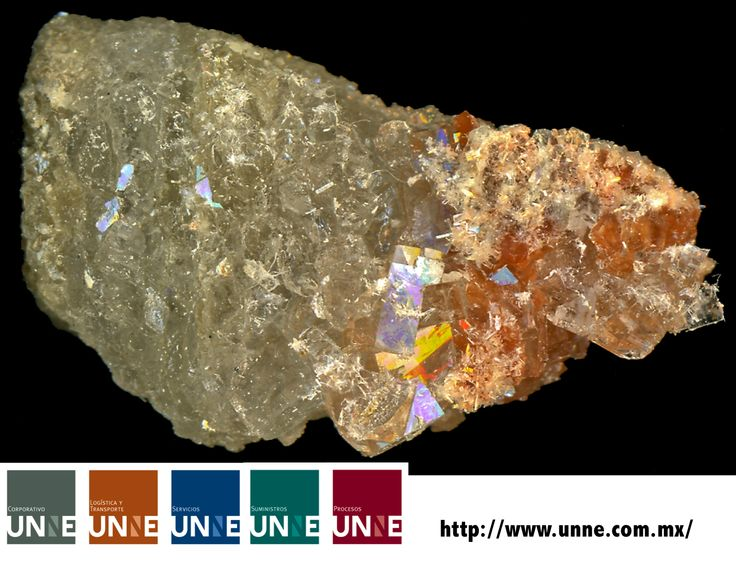 #unne#corporativo#transportes#cal#agregados#intermodal CORPORATIVO UNNE te dice ¿de que otra forma se clasifican los minerales? Haluros: Los aniones característicos son los halógenos F, Cl, Br; los cuales están combinados con cationes relativamente grandes de poca valencia. Ejemplos: halita, silvinita y fluorita. http://www.unne.com.mx/