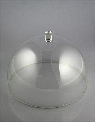 Pordamsa Glass Dome (for 20cm tasting plate). $65.50