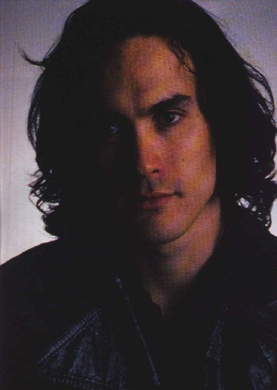 Brandon Lee son of Bruce Lee. Tragic deaths of both father and son.  Gone way too soon.