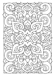 ... Coloring, Coloring Book, Coloring Pages Mandala, Adult Coloring Pages  Detailed Mandala Coloring Pages For Adults