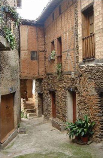 Robledillo de Gata, Cáceres, España