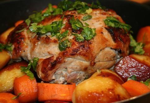 Перед вами коллекция мясных блюд. Люблю это дело - готовить мясо!   Поясню свою цель. Сейчас я занимаюсь сбором рецептов мясных блюд на все случаи жизни.А пока представляю 5 отобранных мною рецеп…