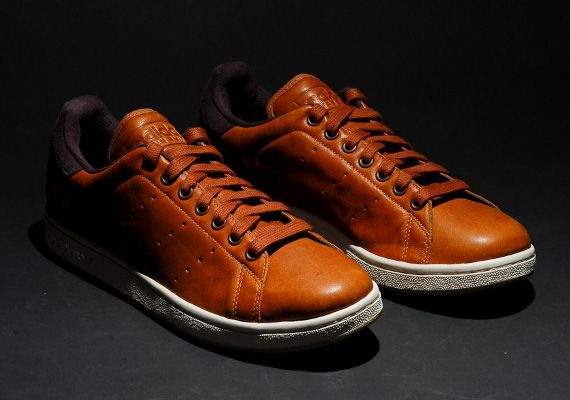 Adidas Stan Smith Brown Leather