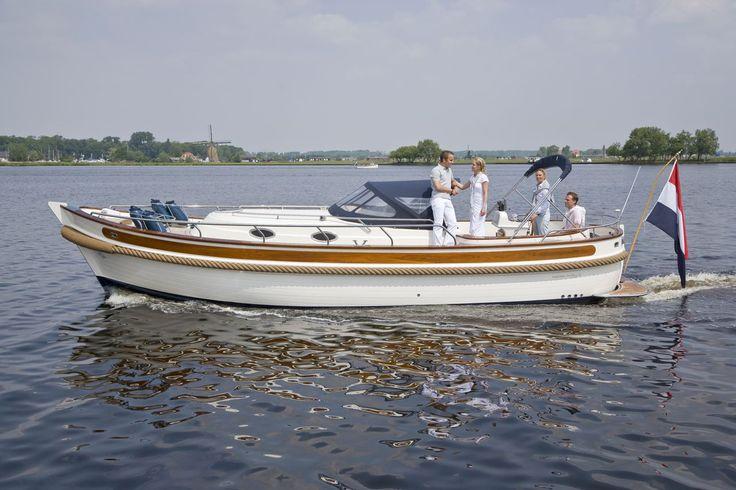 Makma Caribbean 31 - Cabin sloep www.makma.nl