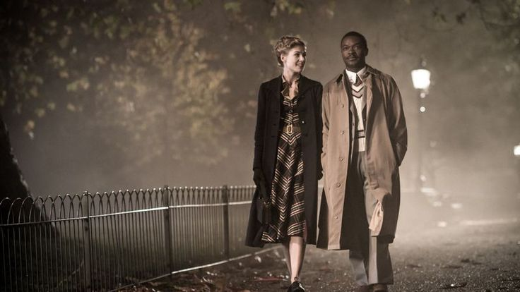 A United Kingdom · Film Review David Oyelowo and Rosamund Pike outshine the filmmaking in A United Kingdom · Movie Review · The A.V. Club