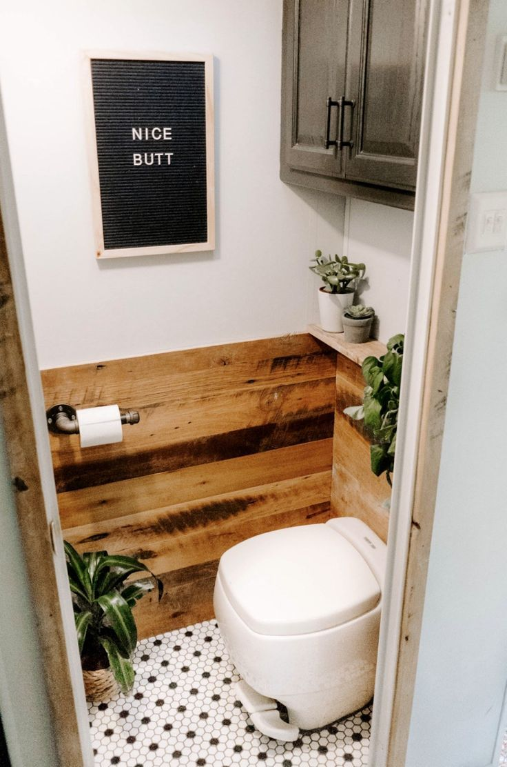 Small Space Living Feature- You won't believe this RV