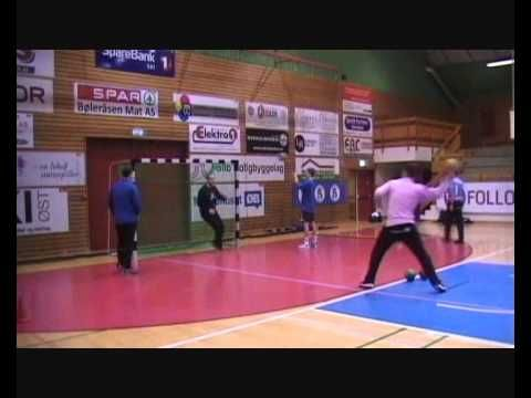 Handball - keepertraining.