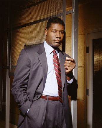 24 DENNIS HAYSBERT - See best of PHOTOS of the 24 TV show