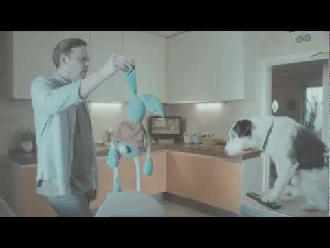 """Harvey and Rabbit TV ad by Thinkbox. I was a big fan of the original """"Every home needs a Harvey"""", but this one is even better."""
