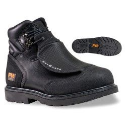 Timberland Pro External Met Guard 6in Steel Toe Leather Work Boots