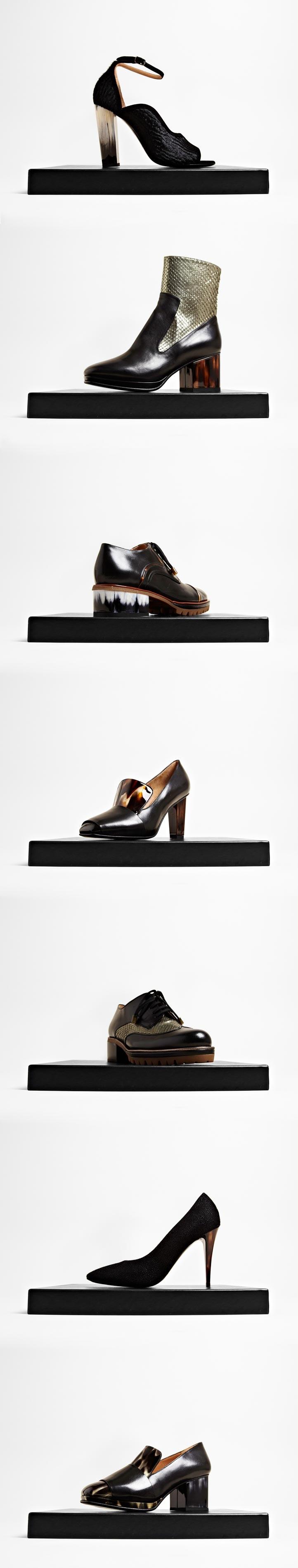 LN-CC WOMEN: DRIES VAN NOTEN FOOTWEAR