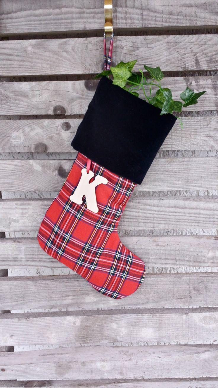 Pinterest'teki 25'den fazla en iyi Plaid christmas stockings fikri