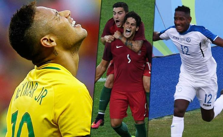 Ni Neymar ni Argentina: el show fue de Honduras y Portugal - Diario Diez