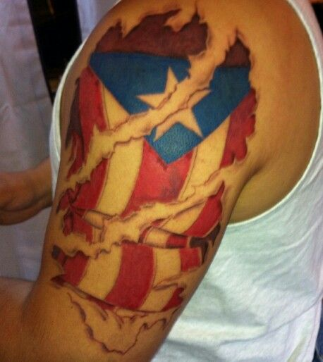 50 best images about puerto rican tattoos on pinterest american flag tattoos flag tattoos and. Black Bedroom Furniture Sets. Home Design Ideas