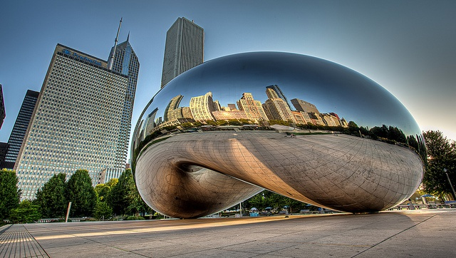 Reflecting again ... by eric lee pearson, via Flickr