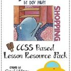 It's time to shake things up, Common Core Style!  This bundle of resources for Dragon Gets By: Shopping will make aligning your lessons to the Com...