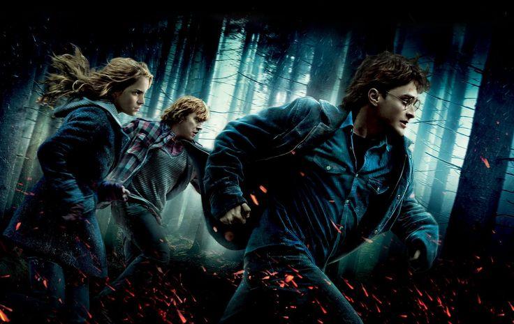 Harry Potter Saga <3
