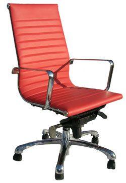 M s de 20 ideas incre bles sobre sillas oficina baratas en for Sillas rojas baratas