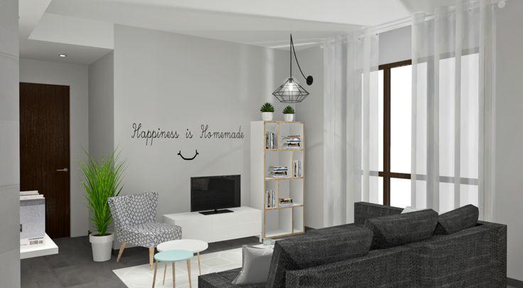 17 migliori idee su soggiorno scandinavo su pinterest - Idee decoro casa ...