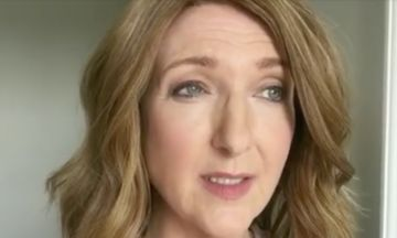 Victoria Derbyshire Takes Off Wig In Emotional Video Following Cancer Treatment | The Huffington Post