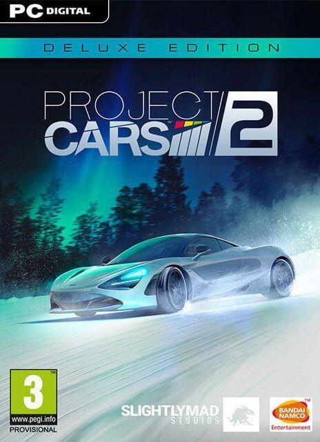 Game PC Rip - Project CARS 2 Fun Pack PC [2017] [Multi6] [DLC]