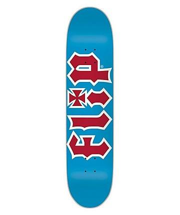 Skateboard-Deck HKD Team PP HKD blue/red 7,875 by Flip  #skateboard #sports #engelhorn