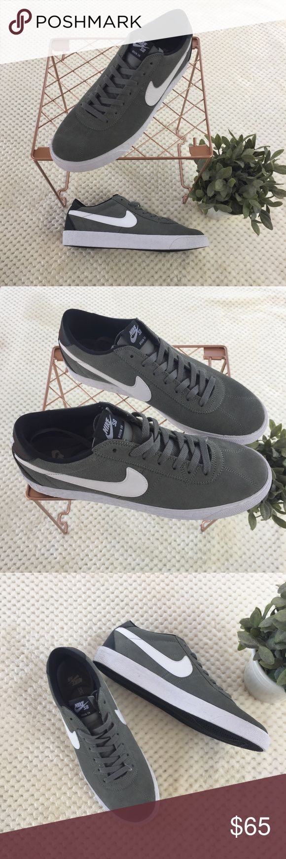 NEW!Nike Men's SB Bruin Zoom Prm SE Skate Shoe Nike Men's SB Bruin Zoom Prm SE Skate   ❈ Condition: New Without Box  ❈ Everything I sell comes from my clean, smoke-free & pet-free home.  ❈ All items are 100% authentic! I stand behind everything I sell. ❈ Questions? Comment below, I will be more than happy to assist you. ❈ Shipping Monday ➡️ Friday - Fast Same/Next Day Nike Shoes Sneakers